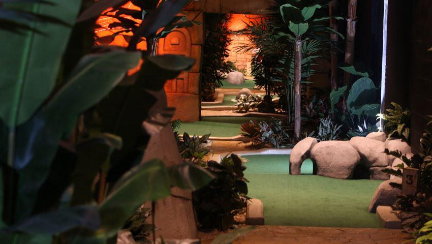 Treetops Adventure Golf
