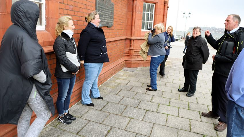 Cardiff Bay Tours