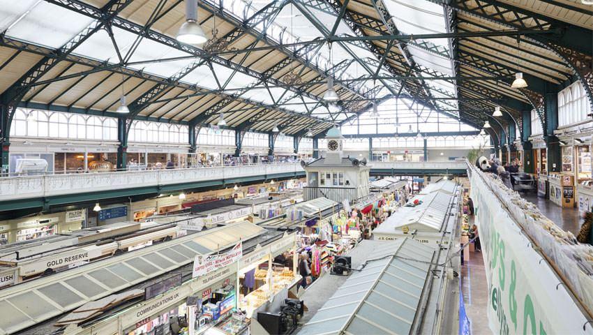 Cardiff Market