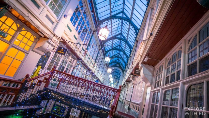City of Arcades