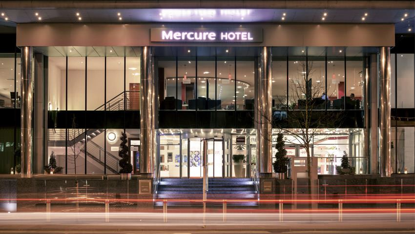 Mercure Cardiff Holland House