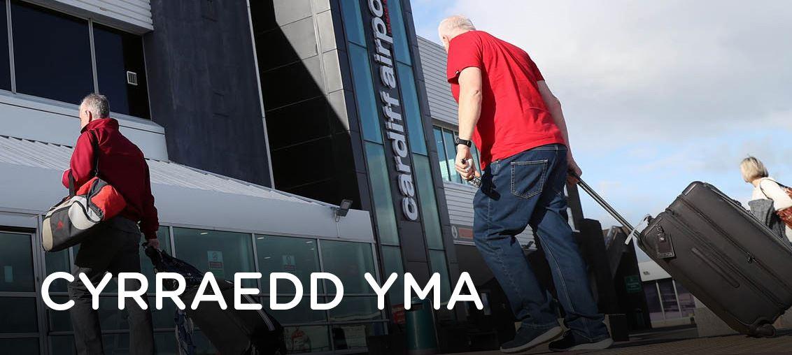 Cyrraedd Yma